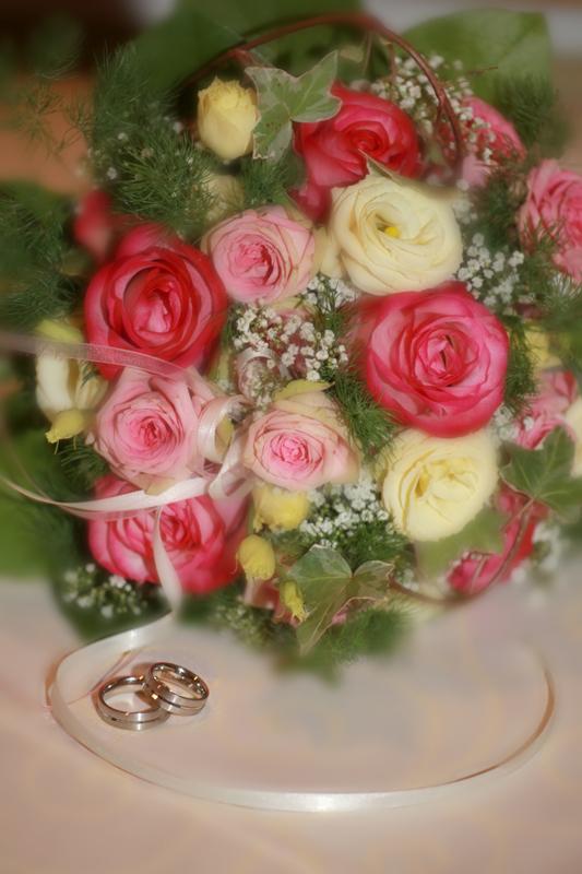 22 Brautstrauß